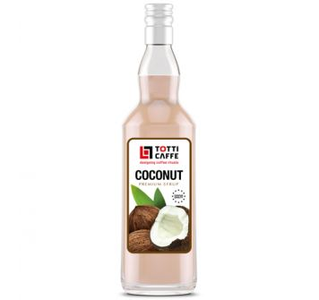 Totti Caffe Coconut Syrup