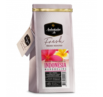 Indonesia Mandheling 200 g whole beans/ground
