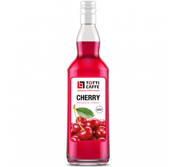 Totti Caffe Cherry Syrup