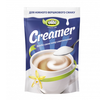 Cream substitute CREAMER ELITE HEALTH LINE 200g