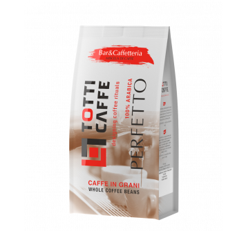 Coffee TOTTI CAFFE PERFETTO 1 kg beans