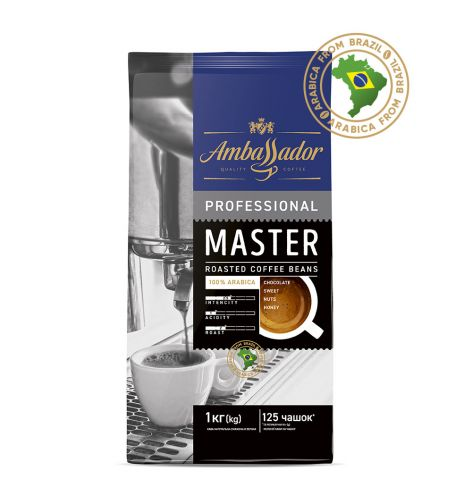 Coffee Ambassador Professional Master 1 kg beans