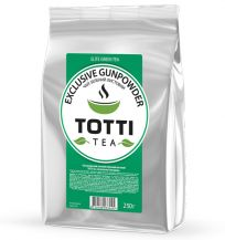 TOTTI TEA Green Exclusive Gunpowder 250 g