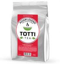 TOTTI TEA Black Assam Legend 250 g