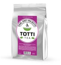 TOTTI TEA Black Earl Gray Majestic 250 g