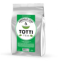 TOTTI TEA Green Emerald Leaf 250 g