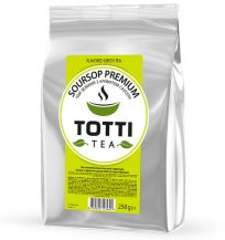 TOTTI TEA Green Soursop 250 g