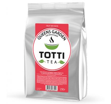 TOTTI TEA Fruit Queens Garden 250 g