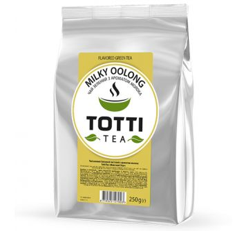 TOTTI TEA Green Milky Oolong 250 g