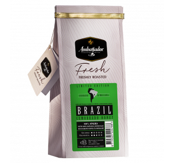 Brazil Cemorrado Honey 200 г в зернах/мелена