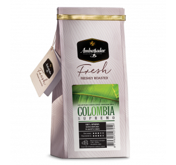 Colombia Supremo 200 g whole beans/ground