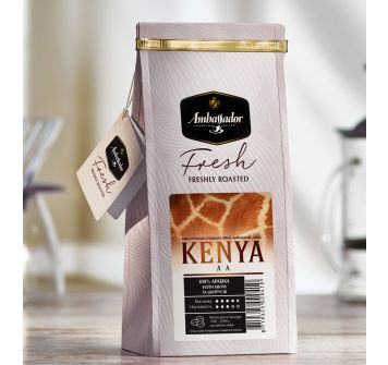 Kenya AA 200 g whole beans/ground